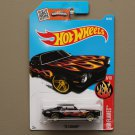 Hot Wheels 2016 HW Flames '70 Camaro (black)
