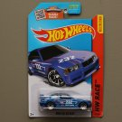 Hot Wheels 2015 HW Race BMW E36 M3 Race (blue) (SEE CONDITION)