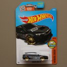 Hot Wheels 2016 HW Digital Circuit Subaru WRX STI (black - Kmart Excl.)