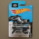 Hot Wheels 2016 Batman The Bat (graphite)