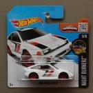 Hot Wheels 2016 Nightburnerz '85 Honda CR-X (white)