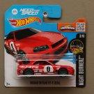 Hot Wheels 2016 Nightburnerz Nissan Skyline GT-R [R34] (red)