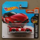 Hot Wheels 2016 Nightburnerz '15 Mazda MX-5 Miata (red)