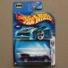Hot Wheels 2004 First Editions Batman Batmobile (purple/black) (SEE CONDITION)