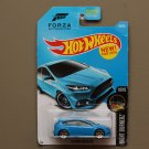 Hot Wheels 2016 Nightburnerz '16 Ford Focus RS (blue) (Forza Motorsport) (SEE CONDITION)