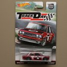 Hot Wheels 2016 Car Culture Track Day Datsun Bluebird 510 (SEE CONDITION)