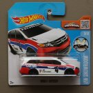 [ASSEMBLY ERROR] Hot Wheels 2016 HW Showroom Honda Odyssey (white)