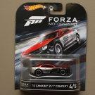 Hot Wheels 2016 Retro Entertainment Forza Motorsport '12 Camaro ZL1 Concept (#4 of 5)
