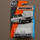Matchbox 2016 MBX Adventure City '71 Nissan Skyline 2000 GTX (silver)