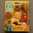 Fisher-Price Imaginext Knight & Lion Play Set