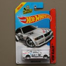 Hot Wheels 2014 HW Race BMW E36 M3 Race (white) (SEE CONDITION)