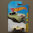 Hot Wheels 2017 Legends Of Speed Datsun Fairlady 2000 (vintage yellow) (SEE CONDITION)