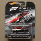 Hot Wheels 2016 Retro Ent Forza Motorsport '12 Camaro ZL1 Concept (#4 of 5) (SEE CONDITION)