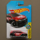 Hot Wheels 2017 HW Speed Graphics Honda Odyssey (red/black) (SEE CONDITION)