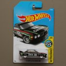 Hot Wheels 2017 HW Speed Graphics '73 BMW 3.0 CSL Race Car (black)