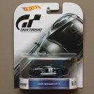 Hot Wheels 2016 Retro Entertainment Gran Turismo '09 Nissan GT-R [R35] (#5 of 5) (SEE CONDITION)