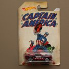 Hot Wheels 2016 Captain America '70 Ford Mustang Mach 1