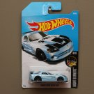 Hot Wheels 2017 Nightburnerz Dodge Viper SRT10 ACR (blue) (SEE CONDITION)