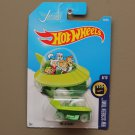 Hot Wheels 2017 HW Screen Time The Jetsons Capsule Car (SEE CONDITION)