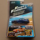 Jada Toys Fast & Furious Build N' Collect Brian's Nissan GT-R [R35]