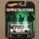 Hot Wheels 2017 Retro Entertainment Ecto-1 (Ghostbusters 2016)