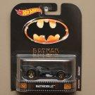 Hot Wheels 2017 Retro Entertainment Batman Batmobile (1989)