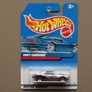 Hot Wheels 1999 Collector Series '67 Camaro (silver)
