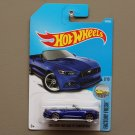 [ASSEMBLY ERROR] Hot Wheels 2017 Factory Fresh '15 Ford Mustang GT Convertible (blue)
