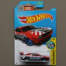 Hot Wheels 2016 HW Speed Graphics Dodge Challenger Drift Car (orange)