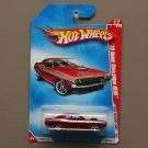 Hot Wheels 2008 Web Trading Cars '70 Dodge Challenger HEMI (red)