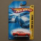 Hot Wheels 2008 New Models Dodge Challenger SRT8 (orange)