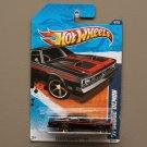 Hot Wheels 2011 Street Beasts '71 Dodge Demon (black) (SEE CONDITION)