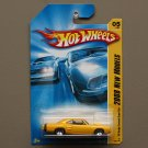 Hot Wheels 2008 New Models '69 Dodge Coronet Super Bee (yellow)