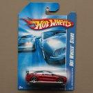 Hot Wheels 2007 HW All Stars AMG Mercedes Benz CLK DTM (burgundy)