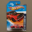 Hot Wheels 2012 Faster Than Ever Datsun Bluebird 510 (red) (SEE CONDITION)