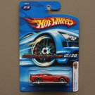 Hot Wheels 2006 First Editions 2006 Dodge Viper Coupe (burnt orange)