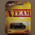 Hot Wheels 2013 Retro Entertainment The A-Team Custom GMC Panel Van (SEE CONDITION)