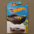Hot Wheels 2016 HW Speed Graphics Dodge Challenger Drift Car (mauve)