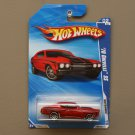 Hot Wheels 2010 Nightburnerz '70 Chevelle SS (red) (SEE CONDITION)