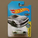 Hot Wheels 2017 HW Speed Graphics Custom '01 Acura Integra GSR (ZAMAC silver) (SEE CONDITION)