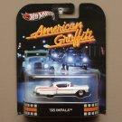 Hot Wheels 2013 Retro Entertainment '58 Impala (American Graffiti)