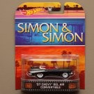 Hot Wheels 2014 Retro Entertainment '57 Chevy Bel Air Convertible (Simon & Simon)