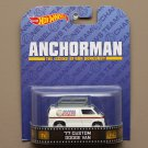 Hot Wheels 2014 Retro Entertainment Custom '77 Dodge Van (Anchorman)