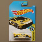 Hot Wheels 2017 HW Speed Graphics Lamborghini Huracan LP 620-2 Super Trofeo (yellow)