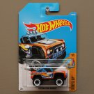 Hot Wheels 2017 Surf's Up Custom Ford Bronco (orange) (SEE CONDITION)