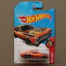 Hot Wheels 2017 HW Flames '68 Chevy Nova (orange)