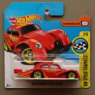 Hot Wheels 2017 HW Speed Graphics Volkswagen Kafer Racer (Beetle) (red) (SEE CONDITION)