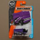 Matchbox 2017 MBX Adventure City Zamboni Ice Resurfacing Machine (purple)