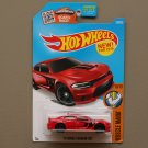 Hot Wheels 2016 Muscle Mania '15 Dodge Charger SRT Hellcat (red)
