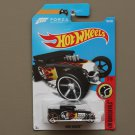 Hot Wheels 2017 HW Daredevils Bone Shaker (black)